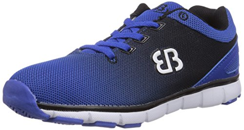 Brütting Bruetting Spiridon Move, Chaussures de Course Mixte Adulte Bleu - Blau (blau/marine)