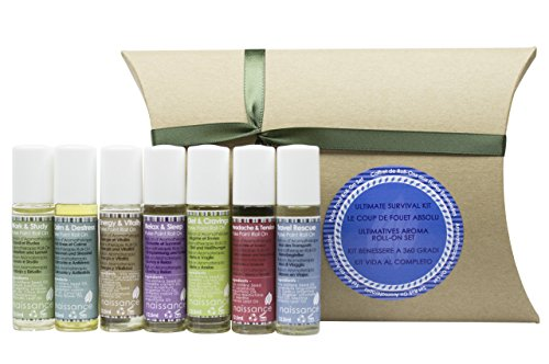 Naissance Kit Vida al Completo -Set Roll-on Aromaterapia