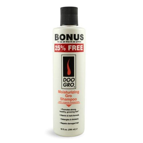 Doo Gro Moisturizing Shampoo (Doo Gro Moisturizing Gro Shampoo 296ml)