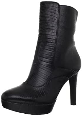 Rockport Janae Zip Bootie K71816, Damen Boots, Schwarz (Black), EU 36 (UK 3) (US 5.5)