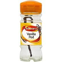 Schwartz vainas de vainilla 2 g Jar