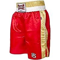 Paffen Sport Pro Mexican Profi-Boxerhose für Wettkampf und Sparring im Boxen