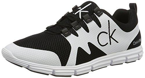 calvin-klein-jeans-murphy-mesh-rubber-spread-sneakers-basses-homme-multicolore-bwt-41-eu