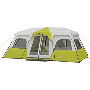 campvalley core 12 person instant cabin tent