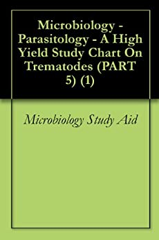 Microbiology - Parasitology - A High Yield Study Chart On Trematodes (part 5) (1) por Microbiology Study Aid
