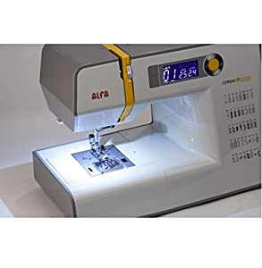 Maquina de coser ALFA Compakt 500E PATCHWORK de Alfa