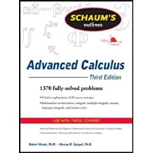 Schaum's Outline of Advanced Calculus (Schaum's Outlines)