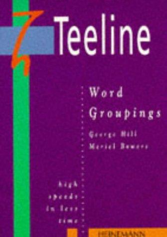 Teeline Word Groupings PDF Books