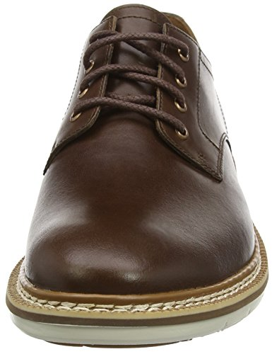 Timberland Naples Trail, Chaussures à Lacets Homme Marron - Brown (Dark Rubber)