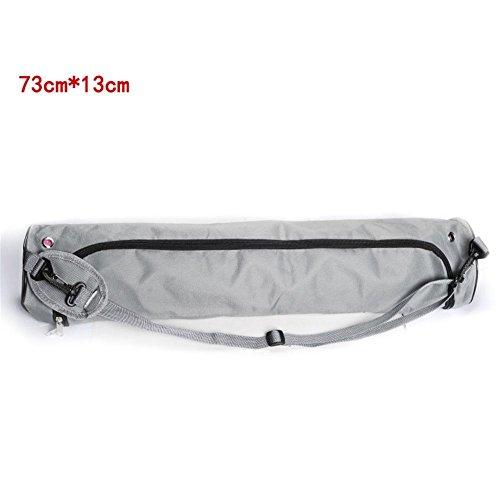 Yves25Tate Yogatasche Oxford Cloth Yoga Mat Rucksack Portable Schultertasche Tragbare Wasserdichte Modische Outdoor Gym Bag