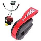 Manyo - Tosaerba con cavo universale di acceleratore, interruttore di controllo da giardino, maniglia interruttore per tosaerba