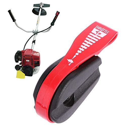 senmäher, Universalkabel, Gashebel, Schalter für Rasenmäher, günstiges Zubehör ()