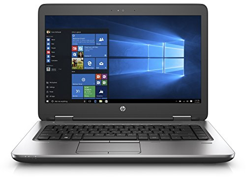HP ProBook 640 G2 - Core i5 6200U / 2,3 GHz - Windows 7 Professional 64-bit Edition / Windows 10 Pro -