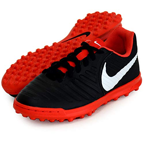 first rate 7b362 f926e Nike Jr Legend 7 Club TF, Zapatillas de Deporte Unisex niño, (Black
