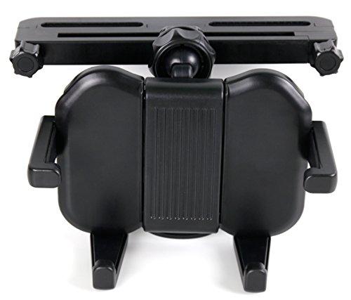 PKW-Kopfstützen-Halterung aus dem Hause Duragadget – geeignet für Vtech InnoTab 3 + 3S / Storio 3S und Storio MAX Kinder-Tablets