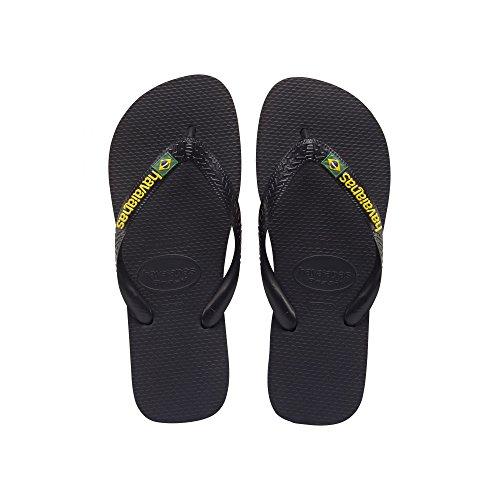 havaianas-brasil-logo-enfant-noir