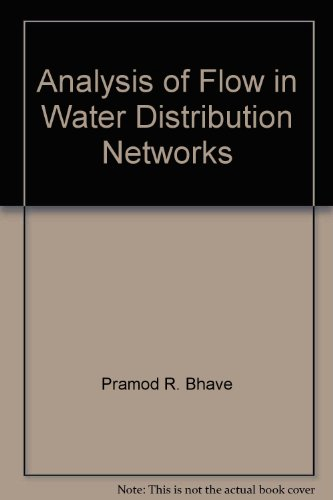 analysis-of-flow-in-water-distribution-networks