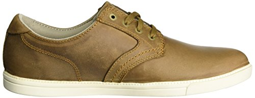 Timberland Fulk Lp Oxdusty Saddleback Full Grain, Oxford Homme Marron (Dusty Saddleback Full Grain)