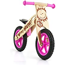 Milly Mally 2312 - Kinderlaufrad 12-Zoll-Räder, girl