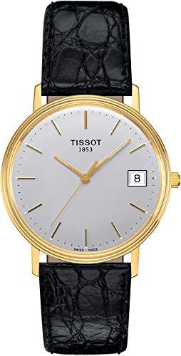 Tissot TISSOT GOLDRUN HESALITE 18K Gold T71.3.401.31 Reloj de Pulsera para Hombres