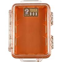 Limitless Equipment - Caja de policarbonato impermeable Tough Box, para guardar kits de primeros auxilios, de supervivencia y objetos de valor