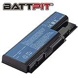 Battpit Laptop Akku für Acer AS07B42 AS07B52 AS07B72 ICK70 Aspire 5920 5920G 5310 5315 5330 5920 6920 6920G 6935G 7540 7720Z 7738 7738G 8530G 8920G eMachines E510 E520 G520 - [8 Zellen/4400mAh/65Wh]