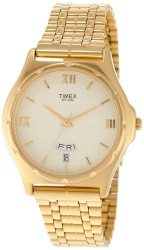 41PYQLp3iXL - Timex BW01 Classics Gold Mens watch