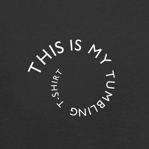 Dies ist mein Stolper T Shirt - Herren T-Shirt - 13 Farben Schwarz