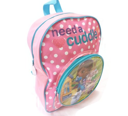 sambro-doc-mcstuffins-junior-backpack-with-front-pocket