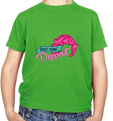 Beauty School Dropout Kinder Fun T-Shirt - Irisch Grün - XL (12-14 Jahre)