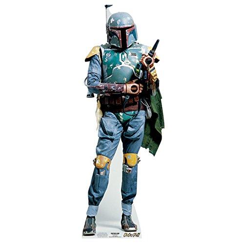 StarCutouts - Reproducción a escala Boba Fett Star Wars (SC477)