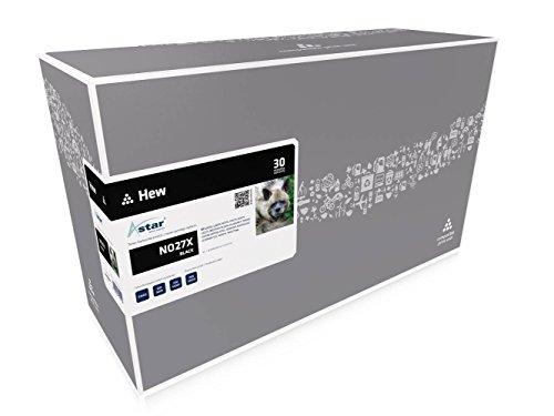 Preisvergleich Produktbild Astar AS10008 Toner kompatibel zu HP NO27X C4127X, 10000 Seiten, schwarz