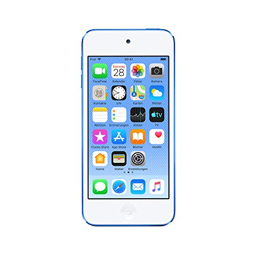 Apple iPod touch (32 GB) - Blau (Neuestes Modell)
