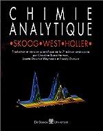Chimie analytique de Skoog