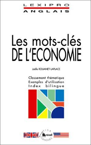 Les mots-clés de l'économie