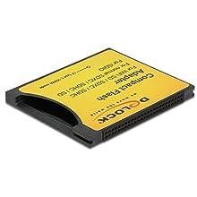 DeLOCK 62637 Flash Card Adapter Adaptateur pour Cartes SIM / mémoire Flash