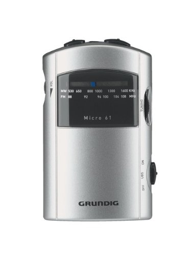 Grundig Micro Boy 61 - Portable Radio