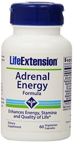 Life Extension-, Nebennieren-Energie-Formel, 60 Veggie Caps