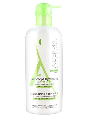 Aderma Hydrating Body Lotion 400 ml