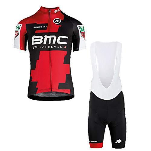 Wulibike Ensemble Maillot Cyclisme Homme Tenue de...