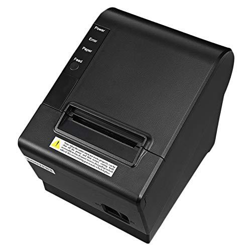 SODIAL Impresora Peque?A Pos 200Mm / S 80Mm Impresora