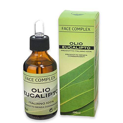FACE COMPLEX aceite Esencial Eucalipto 100% producto