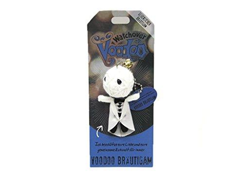 Watchover Voodoo - Schlüsselanhänger - Voodoo Bräutigam