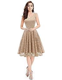 param mart A-line Midi Dresses for Women Western Wear Skater Dress (Free Size)