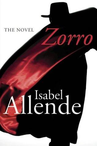Zorro par Isabel Allende