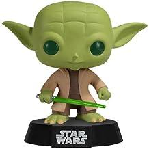 Funko - Figura Pop! Star Wars: Yoda