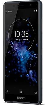 Sony Xperia Xz2 Compact Smartphone (12,7 Cm (5,0 Zoll) Ips Full Hd+ Display, 64 Gb Interner Speicher Und 4 Gb Ram, Dual-sim, Ip68, Android 8.0) Black - Deutsche Version 0