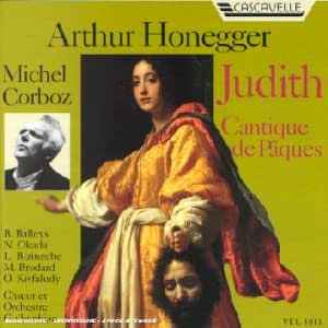 Judith / Cantique de Paques