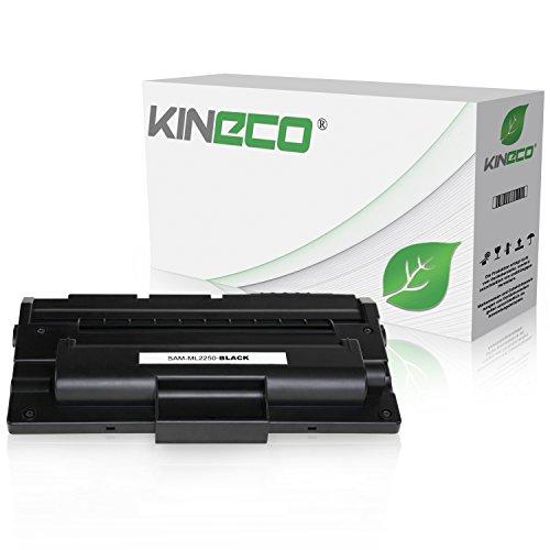 Toner Kompatibel zu Samsung ML-2250 für Samsung ML-2251 NP NXAA, ML-2254, ML-2252W, ML-2250 G M - ML-2250D5/ELS - Schwarz 6.000 Seiten (Np-kopierer-toner)