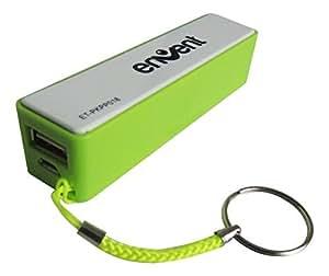 Envent 2600 mAh Powerbank with Keyring - EnergyBar